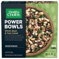 Healthy Choice Power Bowls White Bean & Feta Salad Frozen Meal