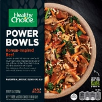 Healthy Choice Power Bowls Korean-Inspired Beef Frozen Meal