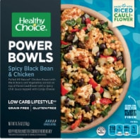 Healthy Choice Spicy Black Bean & Chicken Power Bowl