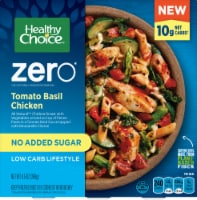 Healthy Choice Zero Tomato Basil Chicken Low Carb Frozen Meal - 9.5 oz