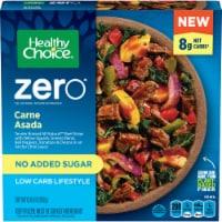Healthy Choice Zero Carne Asada Low Carb Frozen Meal - 9.25 oz
