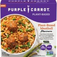 Purple Carrot Plant-Based Meatball Marinara Frozen Meal - 10.75 oz