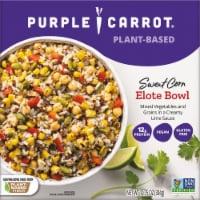 Purple Carrot Sweet Corn Elote Bowl Vegan Frozen Meal - 10.75 oz
