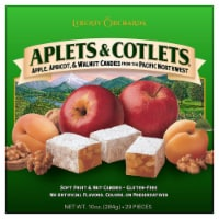 Liberty Orchards Aplets & Cotlets Fruit Delights Candy