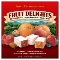 Liberty Orchards Assorted Fruit Delights Candy