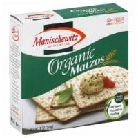 Organic Matzos