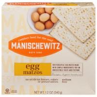 Manischewitz Egg Matzo - 12 oz
