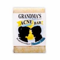 GRANDMAS 64012 Acne Bar - Normal Skin, 6 pack - 6