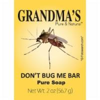 Grandma's Don't Bug Me Insect Repellent 2 Oz. Bar Soap 67023 - 2 Oz.