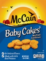 McCain Baby Cakes Mini Potato Hash Browns