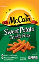 McCain Sweet Potato Crinkle Fries