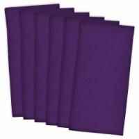 DII Neon Purple Flat Woven Dishtowel (Set of 6) - 1