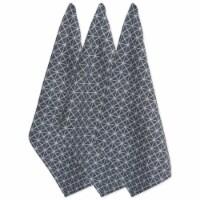 DII Black & White Triangle  Dishtowel (Set of 3) - 1
