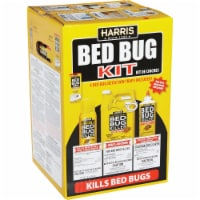 Harris Bed Bug Kit Liquid Insect Killer 1 pk - Case Of: 1; - Count of: 1