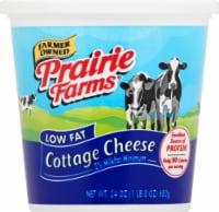 Prairie Farms Low Fat Cottage Cheese - 24 oz