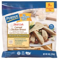 Perdue Short Cuts Olive Oil & Rosemary Carved Chicken Breast