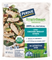 Perdue Harvestland Organic Gluten Free Grilled Chicken Breast Strips