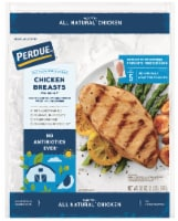 Perdue Individually Wrapped Boneless Skinless Chicken Breasts - 2 lb