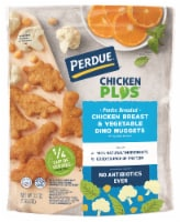 Perdue Chicken Plus Vegetable Dino Nuggets
