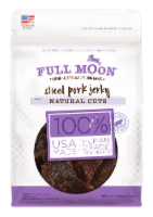 Full Moon Natural Cuts Sliced Pork Jerky Dog Treats