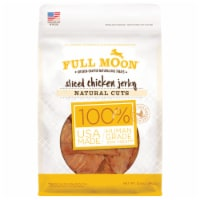 Full Moon100% Human Grade Sliced Chicken Jerky Dog Treats