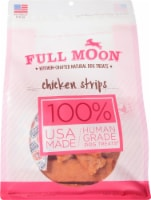 Full Moon Chicken Strips Natural Dog Treats