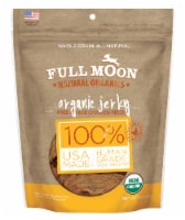 Full Moon Natural Organic Chicken Jerky Dog Treats