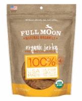 Full Moon Natural Organic Chicken Jerky Dog Treats - 32 oz