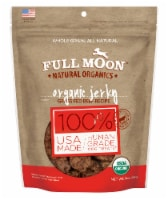 Full Moon Natural Organic Beef Jerky Dog Treats