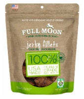 Full Moon Natural Organic Duck Jerky Dog Treats - 8 oz