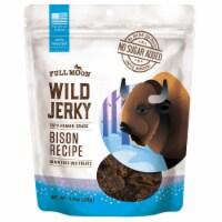 Full Moon Wild Jerky Bison Recipe Dog Treats