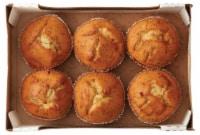 Dunford Jumbo Almond Poppy Muffins - 6 ct / 28 oz