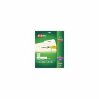 Avery Label,White,Inkjet,Ffldr 8366 - 1