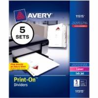Avery®  Tab Divider 11515 - 1