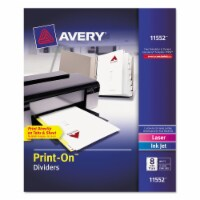 Avery®  Tab Divider 11552 - 1