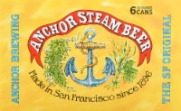 Anchor Brewing Co. Steam Beer