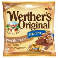 Werther's Original Sugar Free Chocolate Caramel Hard Candies - 2.35 oz