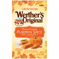 Werther's Original Pumpkin Spice Soft Caramels - 8.57 oz