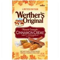 Werther's Original Cinnamon Creme Soft Caramels - 7.4 oz