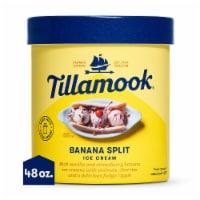Tillamook Banana Split Ice Cream
