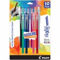 Pilot® Frixion® Color Stick Fine Point Gel Pen - 10 Piece - Assorted