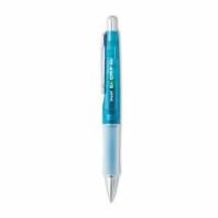 Pilot Dr. Grip Gel Pen, Retractable, Fine 0.7 Mm, Black Ink, Blue Barrel 36260 - 1