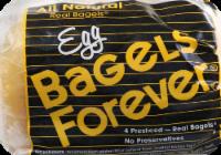 Bagels Forever Egg Bagels