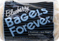 Bagels Forever Blueberry Bagels