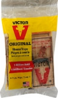 Victor Metal Pedal Mouse Trap