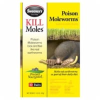 Victor Poison Moleworms Mole Killer (10-Pack) M6009