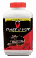 Victor Snake-A-Way Animal Repellent Granules For Snakes 1.75 lb. - Case Of: 1;