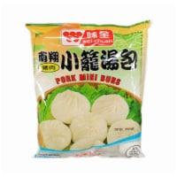 Wei Chuan Mini Bbq Pork Buns