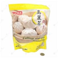 Wei-Chuan Cabbage & Pork Steamed Bun