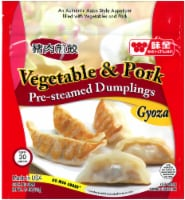 Wei-Chuan Vegetable & Pork Dumplings